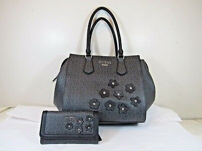 Brand NWT GUESS Hand bag w/ wallet combo