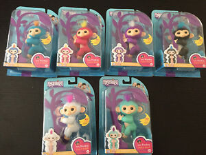 Authentic brand new mint WowWee Fingerlings