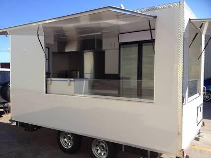 We build mobile food vans-food trailers Maroochydore Maroochydore Area Preview