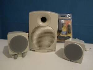 Boston Acoustics BA735 Digital Speakers & Sub-woofer Lidcombe Auburn Area Preview