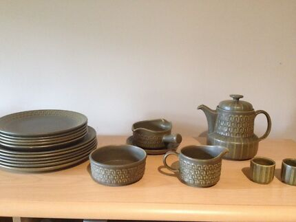 Vintage Wedgwood Oven to Table Set Melbourne Region Preview