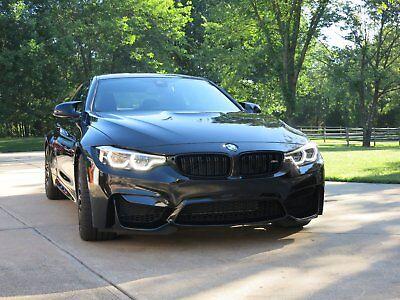 2018 BMW M4  2018 BMW M4