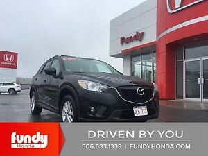 2014 Mazda CX-5 GS ONE OWNER- LOCAL TRADE- DEALER SERVICED