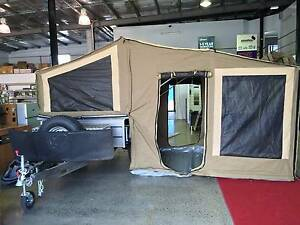 2016 CUSTOMLINE TRACKER OFF ROAD CAMPER TRAILER Clontarf Redcliffe Area Preview