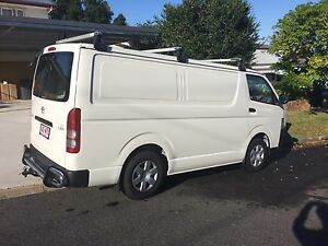 Toyota Hiace Van 2011 Auto petrol  34,500 km Camp Hill Brisbane South East Preview