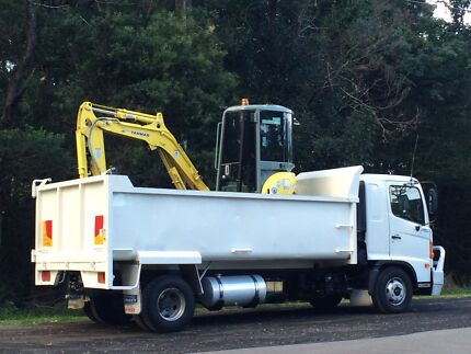 SYDNEY EXCAVATION LAND CLEARING & PROPERTY CLEARING Mount Kuring-gai Hornsby Area Preview