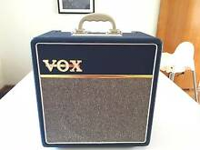 VOX AC4C1BL - 4w class A tube amp Hornsby Hornsby Area Preview