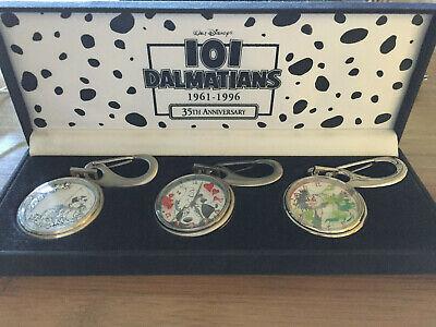 101 Dalmatians 35th Anniversary Pocket Watch Set