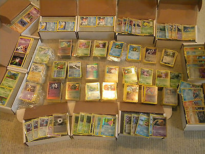 Rare Holo Pokemon Card Lot ONLY Holographics and Rares! Charizard 50 Cards Ultra