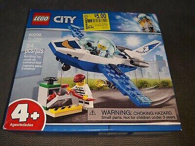 LEGO City Sky Police Jet Patrol Set (60206) Box Damage