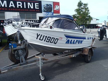 Stacer 420 Seaway sports