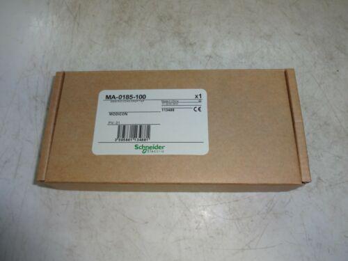 Modicon MA-0185-100 Rio Coax Drop Tap New