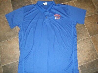 Boise State University Apparel (Knights Apparel Boise State Broncos University Men's Short Sleeve Polo XL)