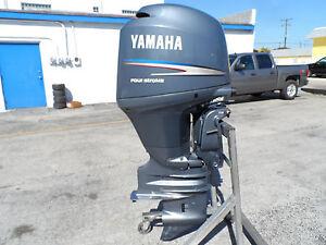 2005 150hp 150 hp yamaha four stroke outboard motor ebay for Yamaha 150 2 stroke
