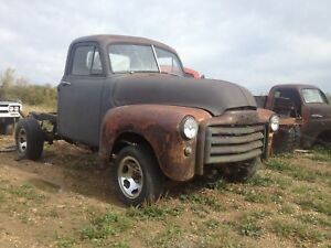 '50s project truck