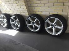 4 x 19 inch Genuine BMW 3 series wheels Narellan Camden Area Preview