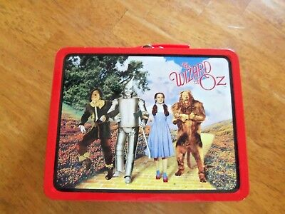 Wizard of OZ Lunch Box - 1998