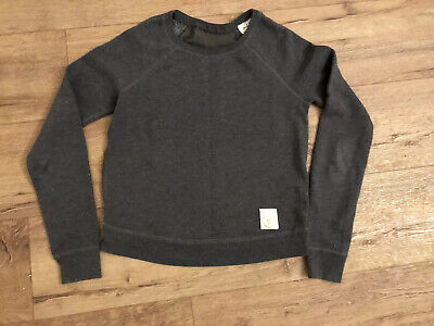 ladies abercrombie and fitch Grey Sweatshirt Size Xs