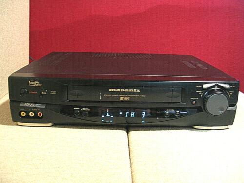 Marantz MV830 Video Cassette Recorder Hi-Fi SVHS Technician Tested