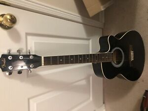 Fender Acoustic/Electric Guitar