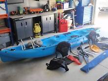 Hobie Outfitter Tandem Mirage Drive Iluka Joondalup Area Preview