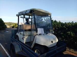Yamaha Electric Golf Cart Ulladulla Shoalhaven Area Preview
