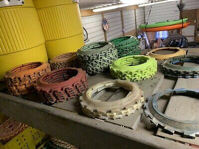 John Deere Lustran Planter Plates