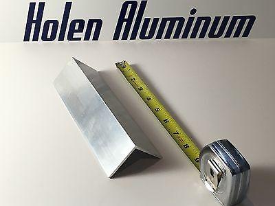 2 X 2 X .125 X 8 Length Aluminum Angle 3 Pieces