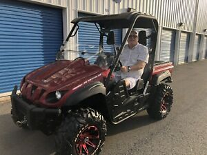2013 Yamaha Rhino Mint Condition