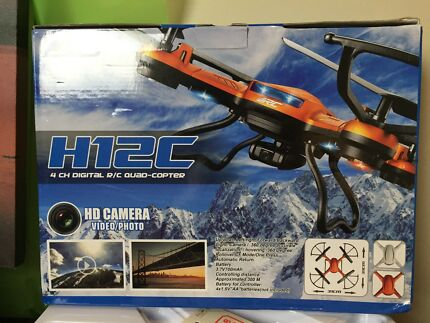 JJRC h12c Quadcopter - Want to Learn ⁄ Buy ⁄ Fly today? Beginners Robina Gold Coast South Preview