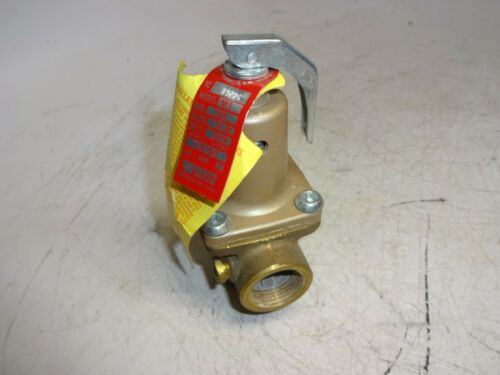 WATTS M3 174A-30 PRESSURE RELIEF VALVE