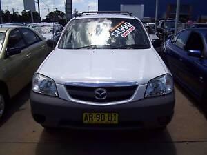 2001 Mazda Tribute Wagon Woodbine Campbelltown Area Preview