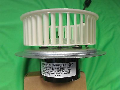 Nutone Qt9093 Exhaust Fan Assembly  Motor And Blade Unit 0696B000