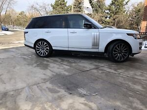 2016 Range Rover Supercharged Autobiography