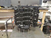 OEM Mercury 75 90 4 Stroke Powerhead Long Block Crankcase 883548T02