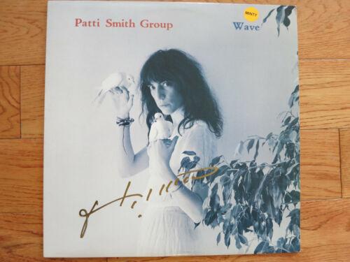 Patti Smith Horses Signed Autographed A4 Photo Print Poster Memorabilia cd