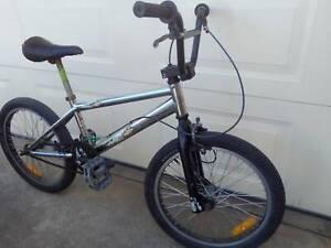 OLDSCHOOL CHROME FREEAGENT CUSTOME BMX $120