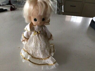 Vintage Precious Moments Christy Angel Tree Topper