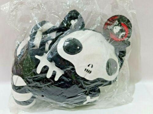 Emily Strange Skele Posse Nee Chee Kitty Cat Plush Toy L