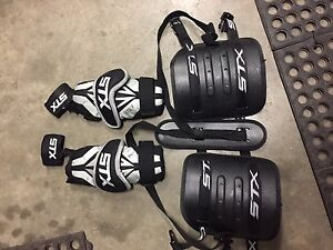 Arm guards - STX YOUTH SMALL lacrosse