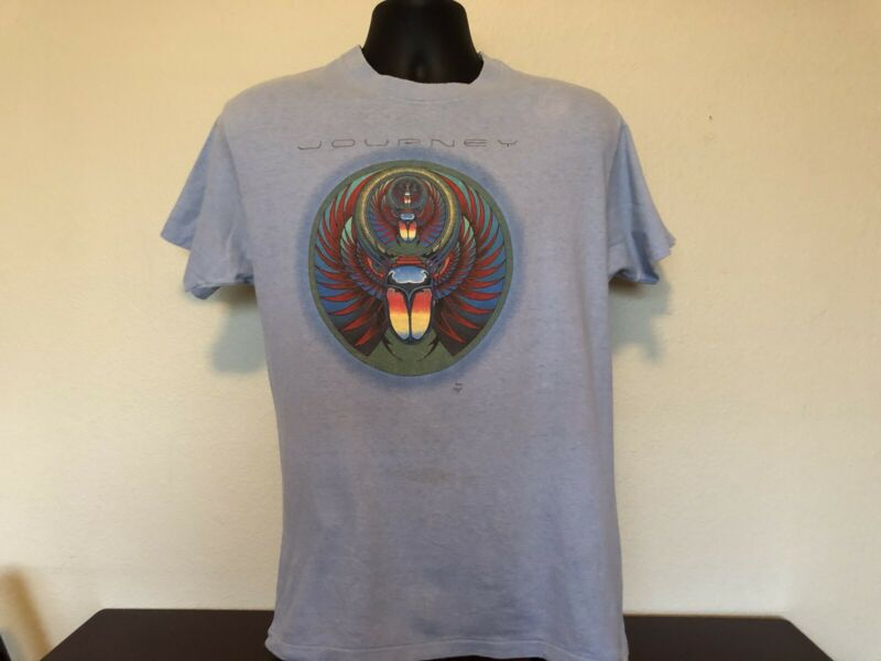 vintage Journey t-shirt From 1981 Captured Tour