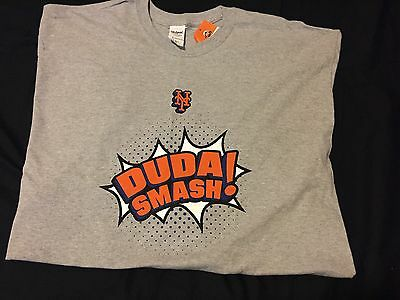 New York Mets Promotional Duda Shirt