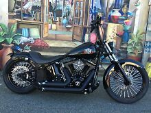 Harley Davidson Softail Full Custom O'Connor Fremantle Area Preview