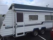 Royal flair caravan pop top 2000 Prospect Launceston Area Preview