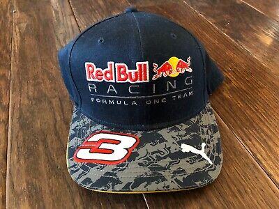 Red Bull Racing F1 Puma Cap Baseball Hat Ricciardo Formula 1
