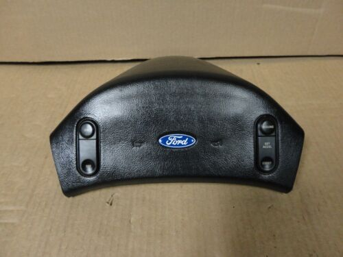 Ford Pickup Van Steering Wheel Horn Center Pad Cruise Control