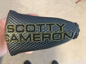 Scotty Cameron Golf Mid Mallet Headcover