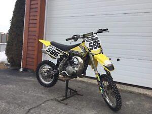 Motocross Suzuki rm 85 2010