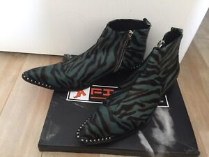 New Size 13 Leather Boots