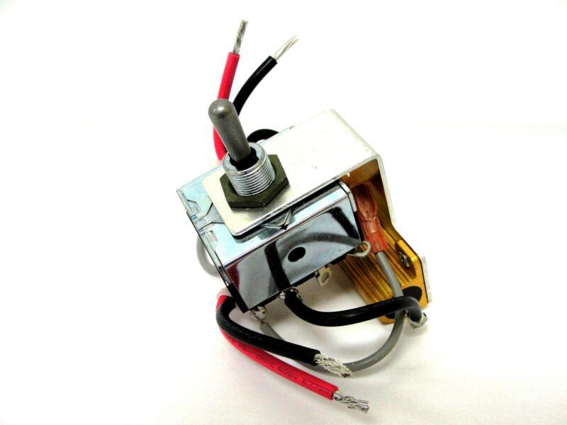 KB Electronics Forward-Brake-Reverse Switch 9860 for KBMD-240D upc 024822098601